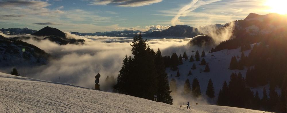 SuW: Erster und zweiter Skikurstag 2018