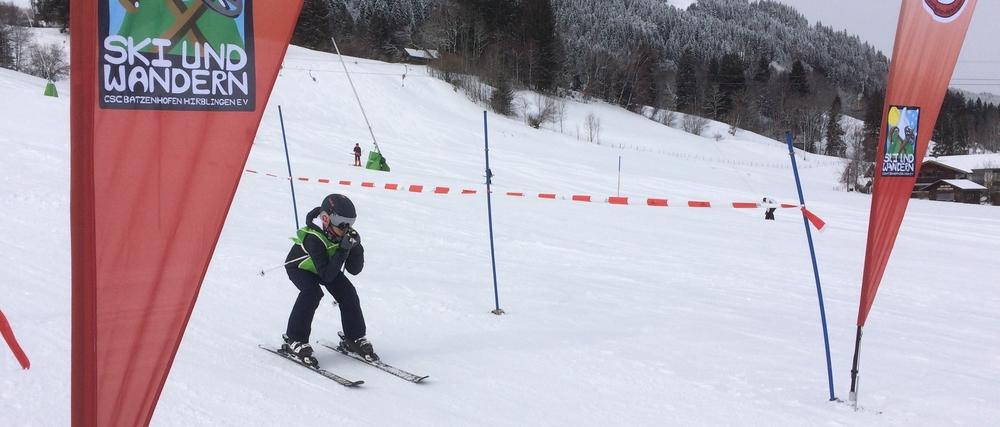 SuW: Dritter und vierter Skikurstag 2018