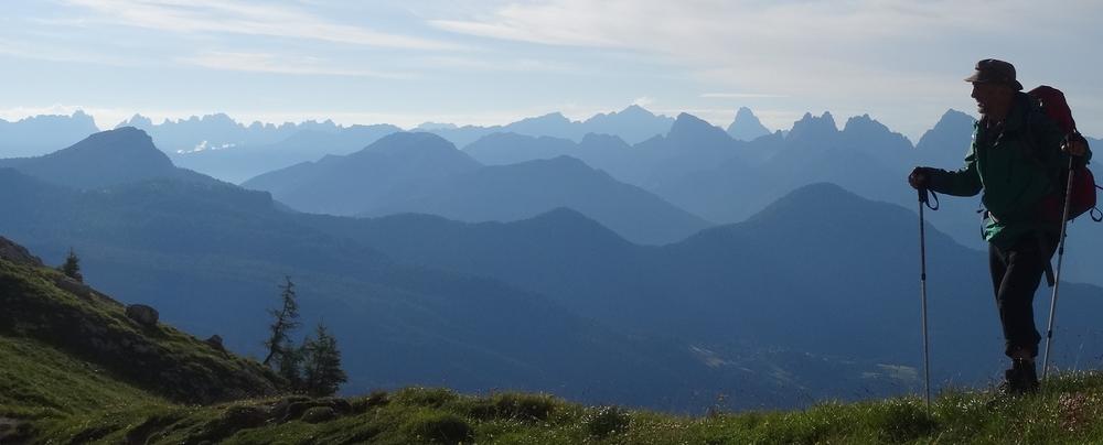 SuW: Große Mehrtagestour in den Dolomiten