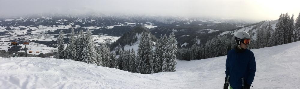 SuW: Erster und zweiter Skikurstag 2019
