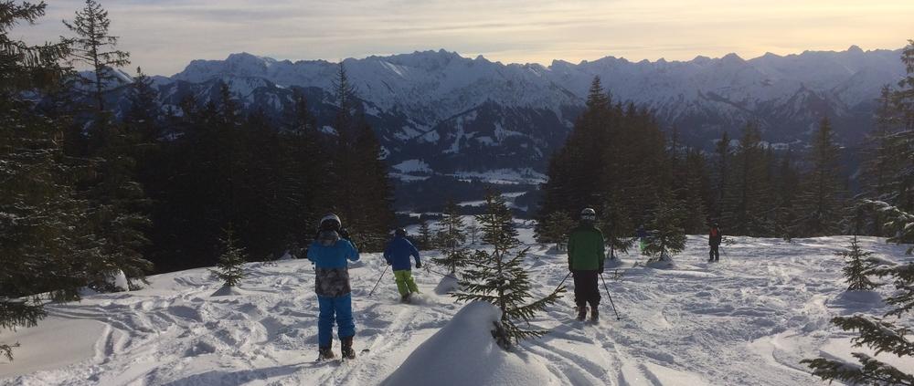 SuW: Dritter und vierter Skikurstag 2019