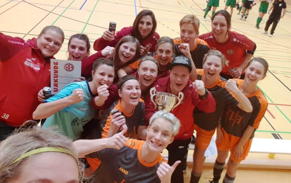 ⚽ CSC Girls sichern sich den Hans-Schönfelder-Cup