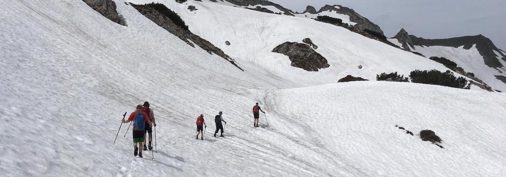 SuW: Bergtour aufs Rauhorn