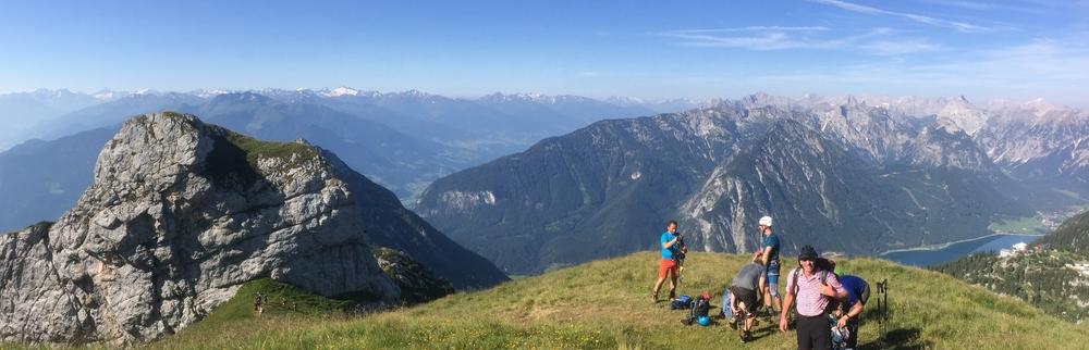 SuW: 5-Gipfel-Klettersteig – Rofangebirge/Aachensee