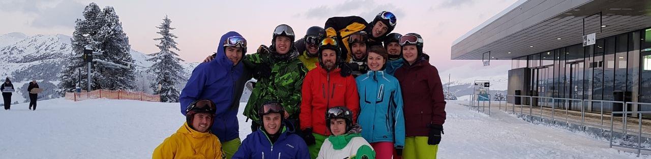 SuW: Ski- und Snowboardwochenende Zillertal
