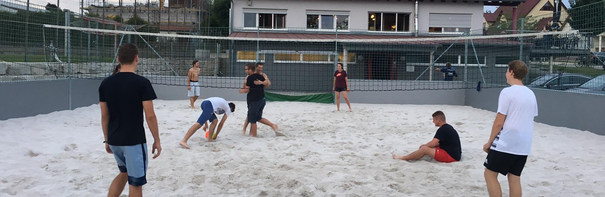 SuW: Beachvolleyball Jugend